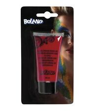 RED Aqua Cream Make-Up (38ml) {Boland} (Halloween/Fancy Dress/Body Paint)