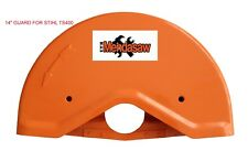 """SPARE PARTS STIHL TS400 14"""" BLADE GUARD CUTTING DISC PROTECTION GUARD"""