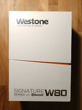 [NEW] Westone W80 Eight-Driver True-Fit Earphones, ALO + Bluetooth Cables Gen 2