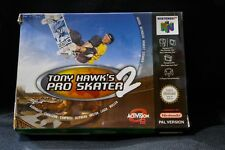 Brand New Factory Sealed Tony Hawk 2 Nintendo 64 USA Activision