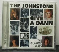 THE JOHNSTONS ~ Give A Damn The Folk Roack Years ~ CD ALBUM