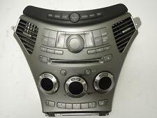2006 Subaru TRIBECA Radio receiver & Heater control panel