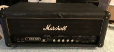 RARE Marshall Valve Bass Amplifier VBA 400 Watt All Tube New Tubes/Bias/Overhaul