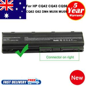 Long Life Battery for HP MU06 MU09 SPARE 593554-001 593553-001 Notebook PC Fast