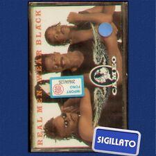 "CAMEO "" REAL MEN WEAR BLACK "" MUSICASSETTA SIGILLATA  (K7 - MC)"