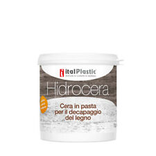 Cera in Pasta Per Il Decapaggio Del legno HIDROCERA, Conf da 1 a 2,5 LT
