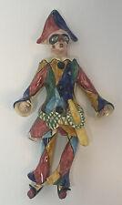 Vintage Italian El Bocal Venetian Ceramic Aldo Rossi  Harlequin Gambone Eames
