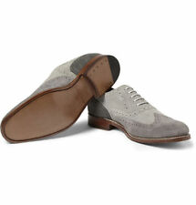Brogues Suede Shoes Grenson for Men
