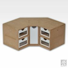 HobbyZone - MWS - Schubkasten Eck-Modul (Corner Drawers Module) - NEU - OM03