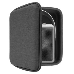 Geekria Carrying Case for Marshall Stockwell 2 Bluetooth Speaker (Black)