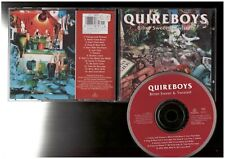 Quireboys ‎– Bitter Sweet & Twisted - Hardrock CD Parlaphone 1993 - 14 Tracks
