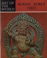 Burma Korea Tibet(Hardback Book)Alexander B. Griswold, Chewon Kim An-VG