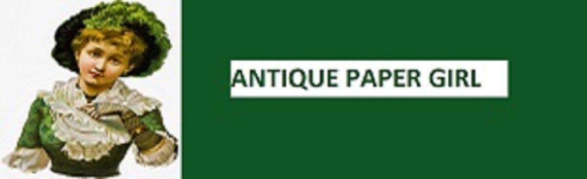 Antiquepapergirl