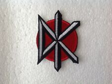 DEAD KENNEDYS Embroidered Patch Hardcore Punk Jello Biafra Frankenchrist DK Punk