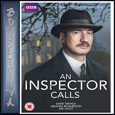AN INSPECTOR CALLS - BBC ADAPTATION OF J.B. PRIESTLEY'S PLAY  *BRAND NEW DVD *