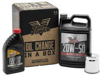 Twin Power Synthetic Oil change Kit For Harley-Davidson Sportster