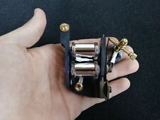 CUSTOM HAND BUILT TATTOO MACHINE