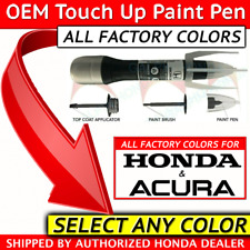 🔥Genuine Oem Acura Honda Touch Up Paint - Select Your Color All Colors - 08703 (Fits: Acura)