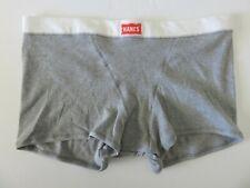 Hanes Premium Women's Boyfriend Shorts Brief Panty Size 5/S (#619)