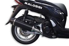 MARMITTA MALOSSI RX BLACK OMOLOGATA HONDA SH 300 EURO4 2015 -> CODICE 3217117