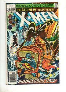 X-Men #108 1ST JOHN BYRNE ART! KEY MARVEL ISSUE! VG 4.0 Early Wolverine & Storm