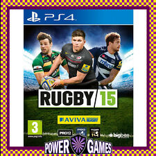 Rugby 15 PS4 (Sony PlayStation 4) Brand New
