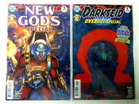 DC Comics NEW GODS +DARKSEID OVERSIZE SPECIAL LOT Jack KIRBY 100th NM Ships FREE