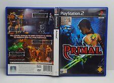PRIMAL - PS2 - PlayStation 2 - PAL - Italiano - Usato