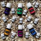 Young Living Essential Oils Samples 1 & 2 ml BLENDS (Thieves, Valor & More)