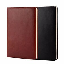 Leather Notebook Journal Diary Writing Paper Pocket Stationary Composition Book