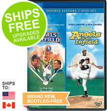 Angels in the Outfield / Angels in the Infield (DVD) NEW, Disney, Danny Glover