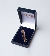 ACME Metropolitan Police Whistle 15 Rose Gold Plated with presentation Gift Box