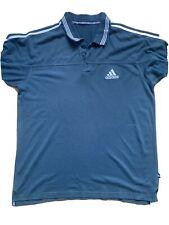 Adidas Polo Shirt Size Extra Large Mens Vintage