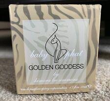 Kimora Lee Simmons Baby Phat Golden Goddess 1.7oz  Women's Perfume