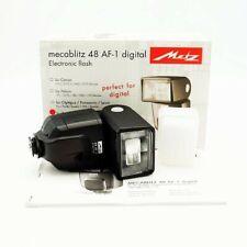 METZ Mecablitz 48 AF-1 digital TTL for Pentax and Samsung