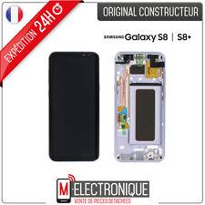 Ecran LCD Orchid Grey / Violet Original Samsung Galaxy S8 G955f