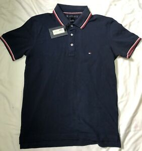 Mens Tommy Hilfiger Polo With Tags Size M