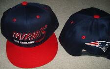 New England Patriots Snap Back Flat Brim Hat..