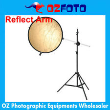 Premium Reflector Panel Backdrop Arm Grip Holder 80cm - 200 cm
