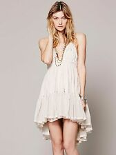 ENDLESS SUMMER 100 Degree Dress Boho Hippie Bohemian Beach Date Party Halter