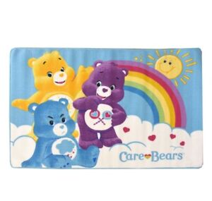 "American Greetings Care Bears Rug 40"" x 56"""