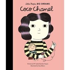 Little People, Big Dreams: Coco Chanel by Isabel Sanchez Vegara, Ana Albero...