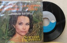 """NORMA HERRERA TEMAS MUSICALES DE TELENOVELA MEXICAN 7"""" EP MUSIC TV SERIE"""