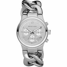New Michael Kors MK3149 Runway Twist Ladies  Luxury Watch Designer - UK Seller