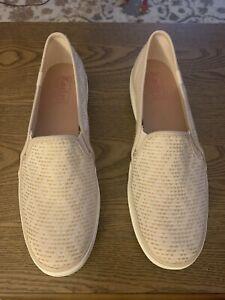 Womens Keds Slip Ons Size 9.5