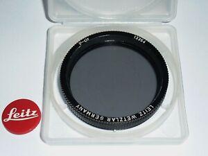 Leica Leitz   Polfilter circular   E54  13354