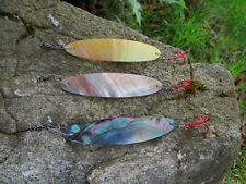 Trolling Blinker mit Perlmuttfolie Bodensee Perlmuttblinker Schleppfischen