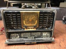 Vintage Rare Model G500 Zenith Trans-Oceanic The Royalty of Radios 1949-1951