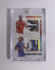 2020 National treasures RC Duo Anthony Edwards Cole Anthony #'d 1/1 1of1