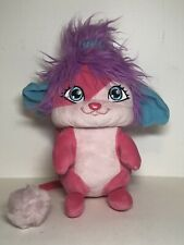 2015 Spin Master Popples 8� Sunny Plush Toy Stuffed Animal Pink Purple
